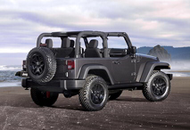 Car Shipping a Jeep Wrangler