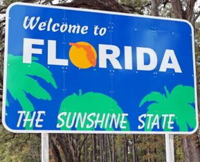 auto transport from california to florida
